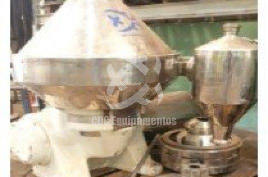Separadora Centrífuga BRPX 510-60