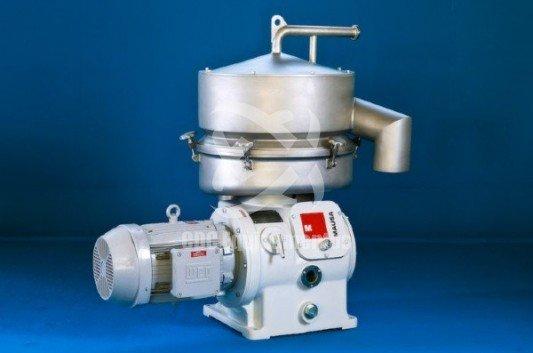 Separador de centrífuga tipo SCM 40-5 BIO